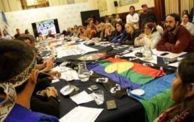 Diputados dio dictamen a prohibición de desalojos en tierras indígenas
