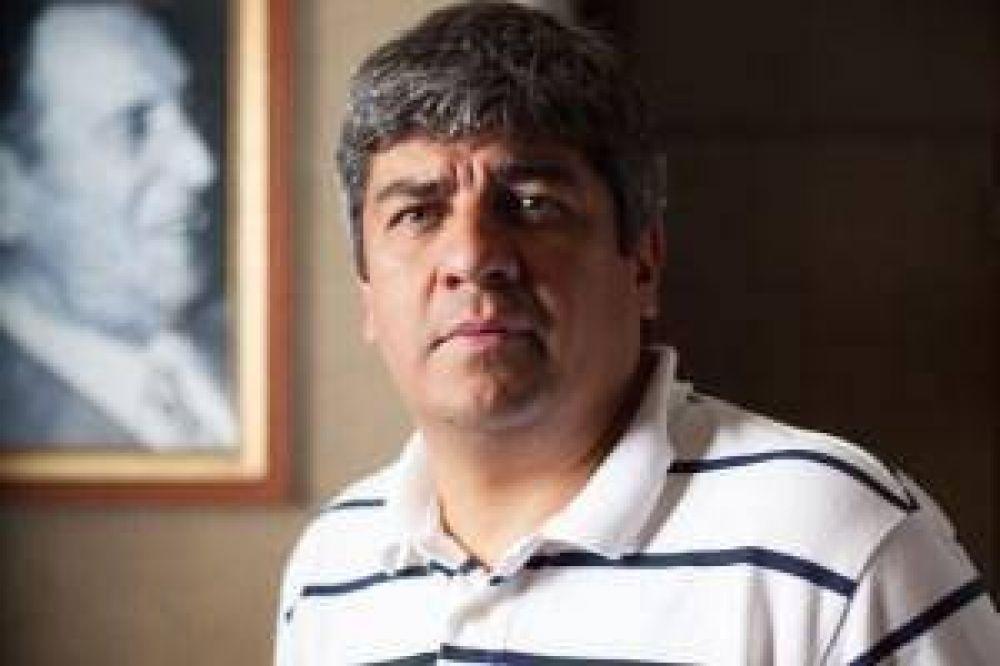 Moyano dijo que el Gobierno desprecia a los trabajadores