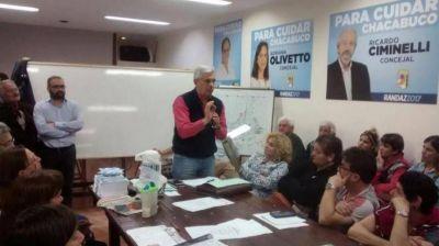 Después de las idas y vueltas, Julián Domínguez se alejó de Randazzo y confirmó su respaldo a Cristina