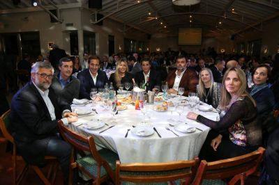 """Cena de Cambiemos en La Plata: """"Hicimos mucho pero falta un montón"""""""