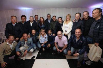 La cumbre de Cristina con intendentes: el acto en Racing y la estrategia de cara a las elecciones