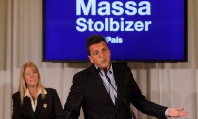 Con la soga al cuello, Massa apuesta al debate para romper la polarización