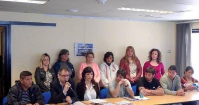 Las centrales sindicales pedirán que Vidal declare la emergencia económica