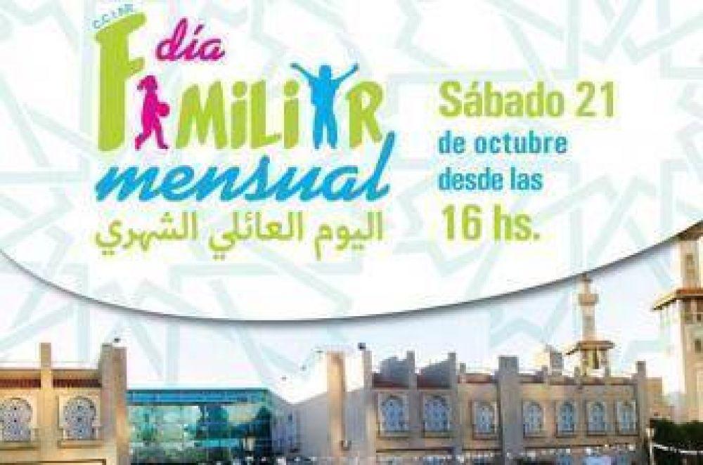 Encuentro Familiar Mensual en el Centro Cultural Islámico Rey Fahd en Buenos Aires