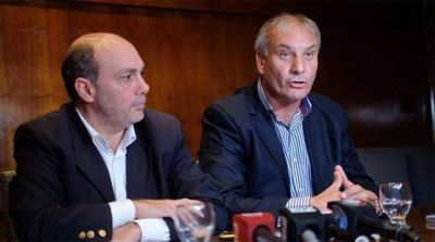 Blanco habló de mafias y le apuntó al Sindicato de Municipales