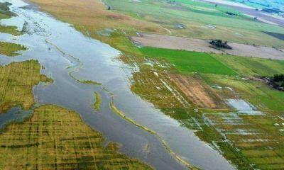 Obras hídricas interprovinciales: la Nación invertirá 1.000 millones de dólares para la cuenca del Salado