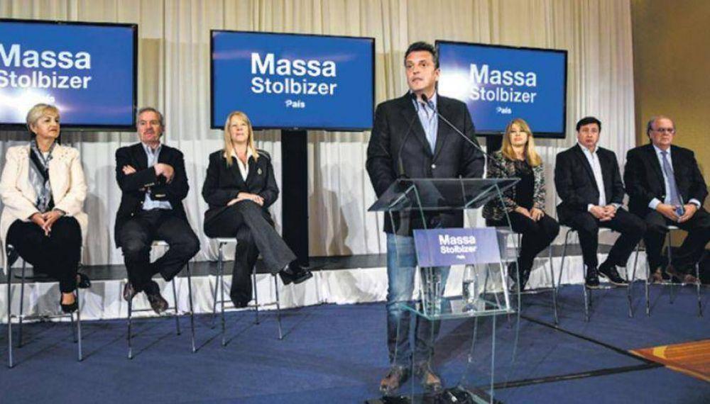 """Massa desafió a sus competidores: """"Si tienen coraje y respetan a la gente, los esperamos para un debate"""""""