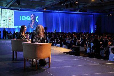 'Vidal exhortó a los empresarios a sumarse a la transformación que impulsa el gobierno