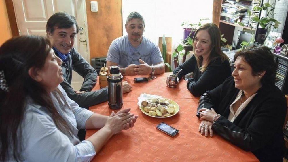 María Eugenia Vidal ya tiene la oferta salarial 2018 para los estatales bonaerenses: 10%
