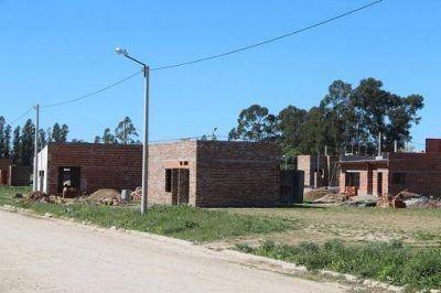 Loberia: 20 familias ya comenzaron a construir con el PROCREAR