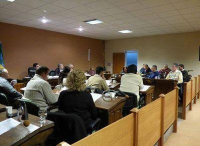 En Balcarce, oficialismo y oposición consensuaron una ordenanza contra la pirotecnia