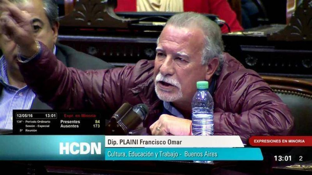 El futuro de Plaini luego del ukase tribunalicio, su rol clave en la CGT y en la reconstrucción del Peronismo