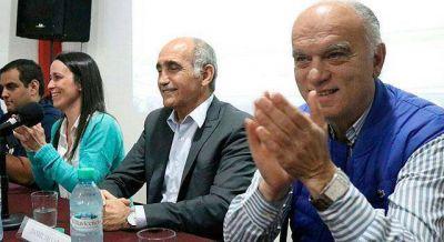 Salvador y Grindetti inauguraron un comité de la UCR en Lanús