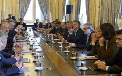Macri avanzó con la posibilidad de ampliar la infraestructura del puerto