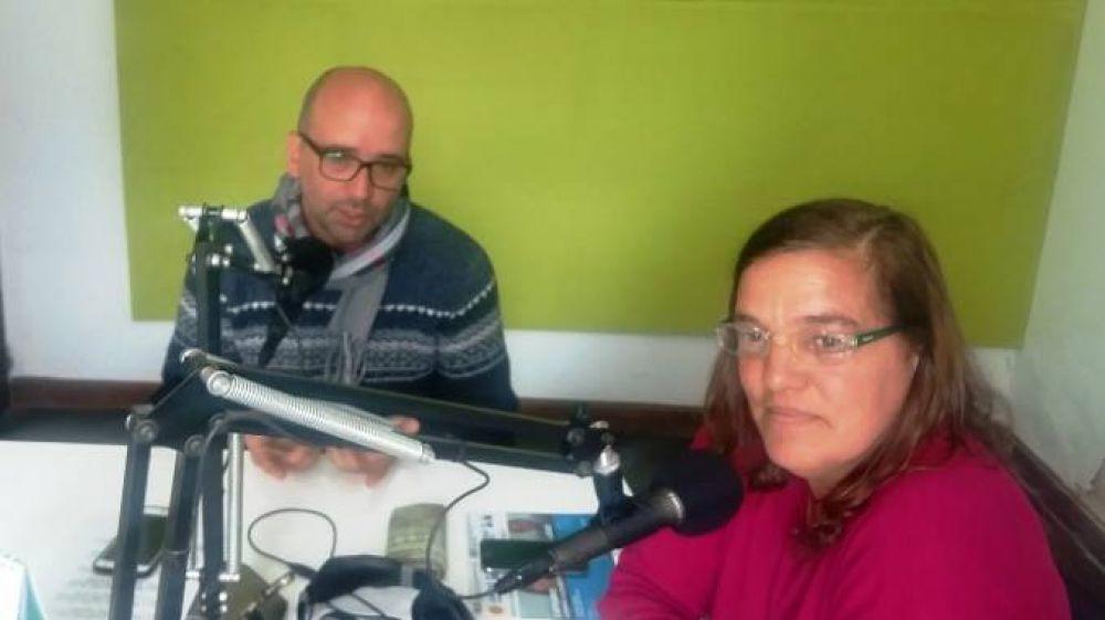 Armendáriz y Yanson de Unidad Ciudadana dijeron que son la verdadera oposición