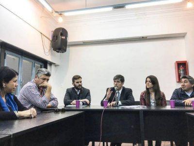 """Abal Medina: """"hablar de emergencia alimentaria muestra lo que estamos viviendo en el país"""""""
