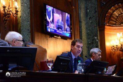 Con el apoyo del bloque de Lousteau, el Pro aprobó el Tiro Federal