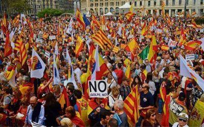 La fiesta del 12 de Octubre envía una fuerte señal de unidad política