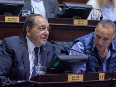 Pavimentación de la ruta 80: Rago gestiona su incorporación en el presupuesto 2018