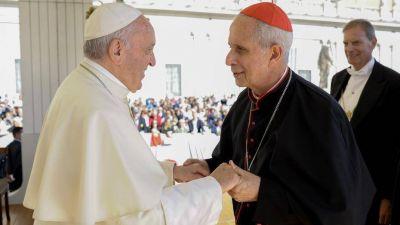 Sugestiva reunión del papa Francisco con Mario Poli en el Vaticano