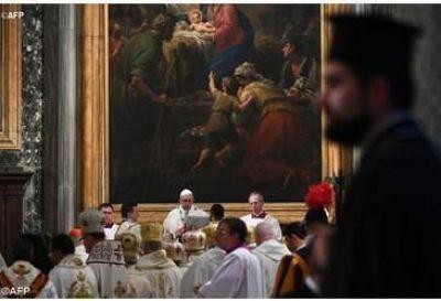 """El Papa: """"Este Instituto está llamado a hacer conocer los tesoros de las ricas tradiciones Orientales"""""""