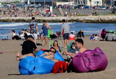 Casi 100 mil turistas eligieron la ciudad este fin de semana largo