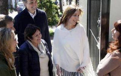 Vidal en San Fernando y Macri en Necochea: Último timbreo de Cambiemos antes de las elecciones