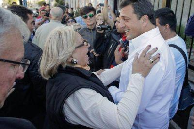 """Sergio Massa: """"Es muy triste que tengan que esconder a Arroyo"""""""
