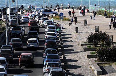 Casi 100 mil turistas eligieron la ciudad este fin de semana largo y el buen clima estuvo con ellos