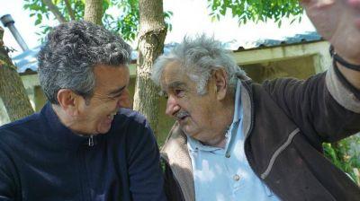 Randazzo se reunió con Mujica y apeló a sumar con el mensaje de