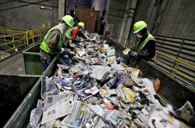 Berisso planea salir de la Ceamse y crear su propio sistema de reciclado