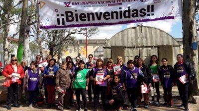 CTA presente en el Encuentro Nacional de Mujeres en Chaco