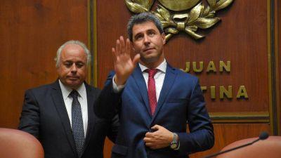 """Uñac a Ibarra: """"El PJ es de todos los que se sientan cómodos y quieran volver"""""""