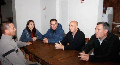 """Eduardo Rodríguez: """"El Eseverrismo es la oposición que propone, controla y piensa la Olavarría que viene"""""""