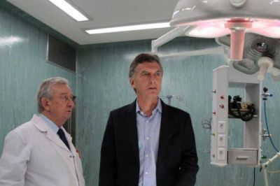 """Advierten que con el sistema de salud de Macri """"el que no puede pagar, se muere"""""""