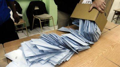 Elecciones: el Gobierno promete un escrutinio