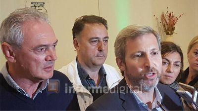 Frigerio viene a Entre Ríos a cerrar la campaña de Cambiemos