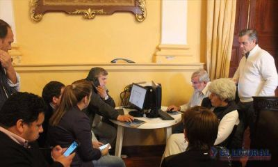 El PJ elevó su queja ante la Cámara para cotejar datos del escrutinio definitivo
