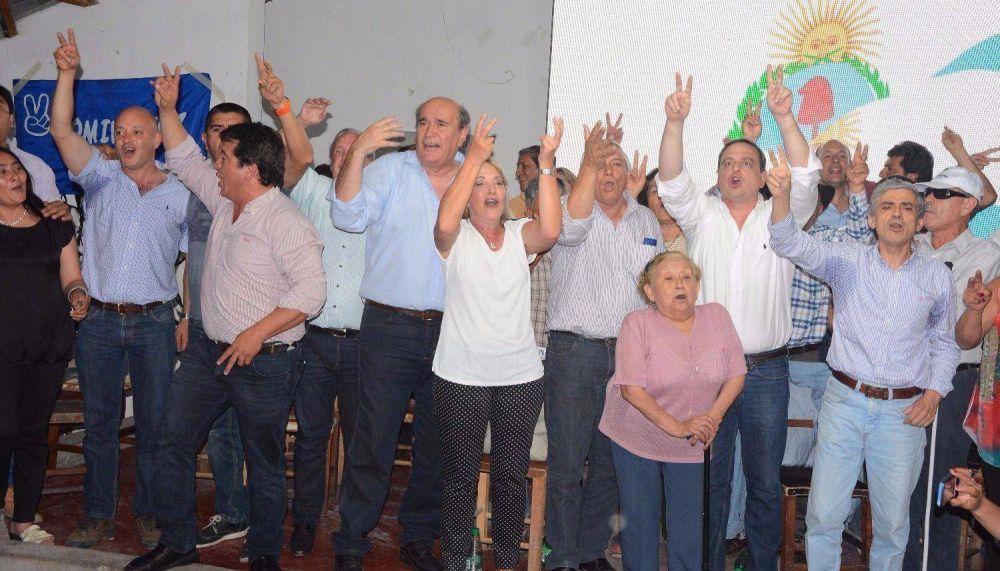 En unión, el Justicialismo celebró el Día de la Lealtad