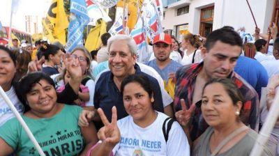 El peronismo santiagueño conmemoró el Día de la Lealtad
