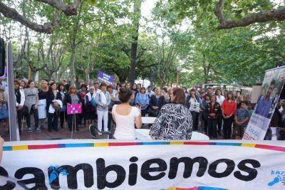 Radio abierta contra la violencia de género en San Fernando