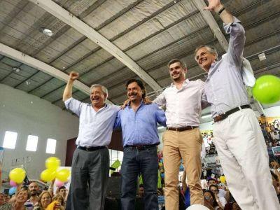Durand Cornejo llamó a cuidar los votos de Martín Grande