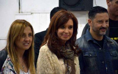 Karina Menéndez denunció asistencialismo de Cambiemos en Merlo sobre el final de la campaña