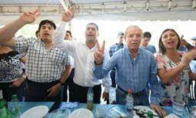 Fuerte respaldo sindical a la candidatura de Carlos Menem