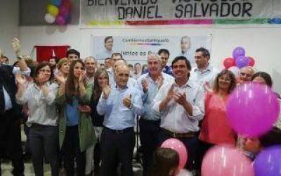 Elecciones 2017: Daniel Salvador cerró la campaña de Cambiemos en la Sexta Sección