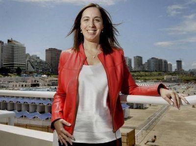 """""""Hoy María Eugenia Vidal es la figura más fuerte en la República Argentina"""""""