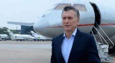 Macri viaja a Uruguay para participar de la conferencia mundial de la OMS