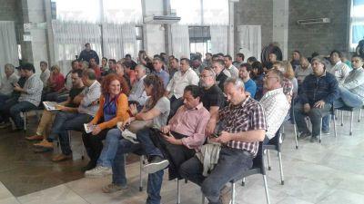 Se realizó un encuentro regional de organizaciones gremiales