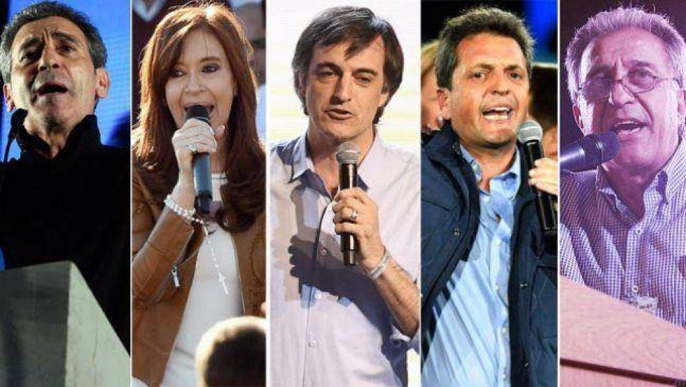 Por el caso Maldonado, se suspendieron las campañas electorales