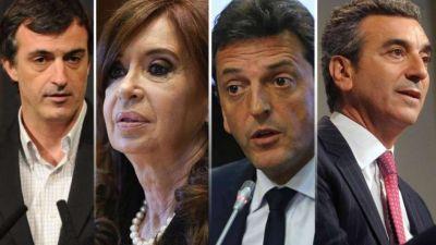 Los candidatos suspendieron sus actividades de campaña por las novedades en el caso Maldonado